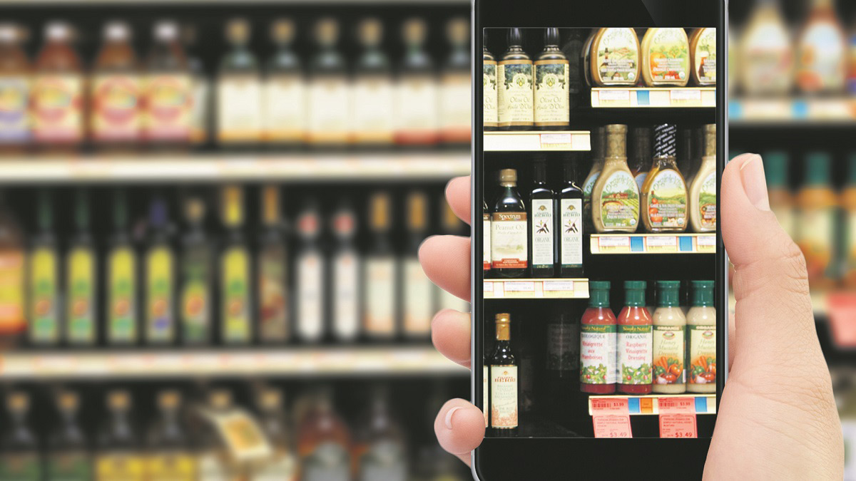 Now get live pics from the counters to track visibility of your product with OrangeWill